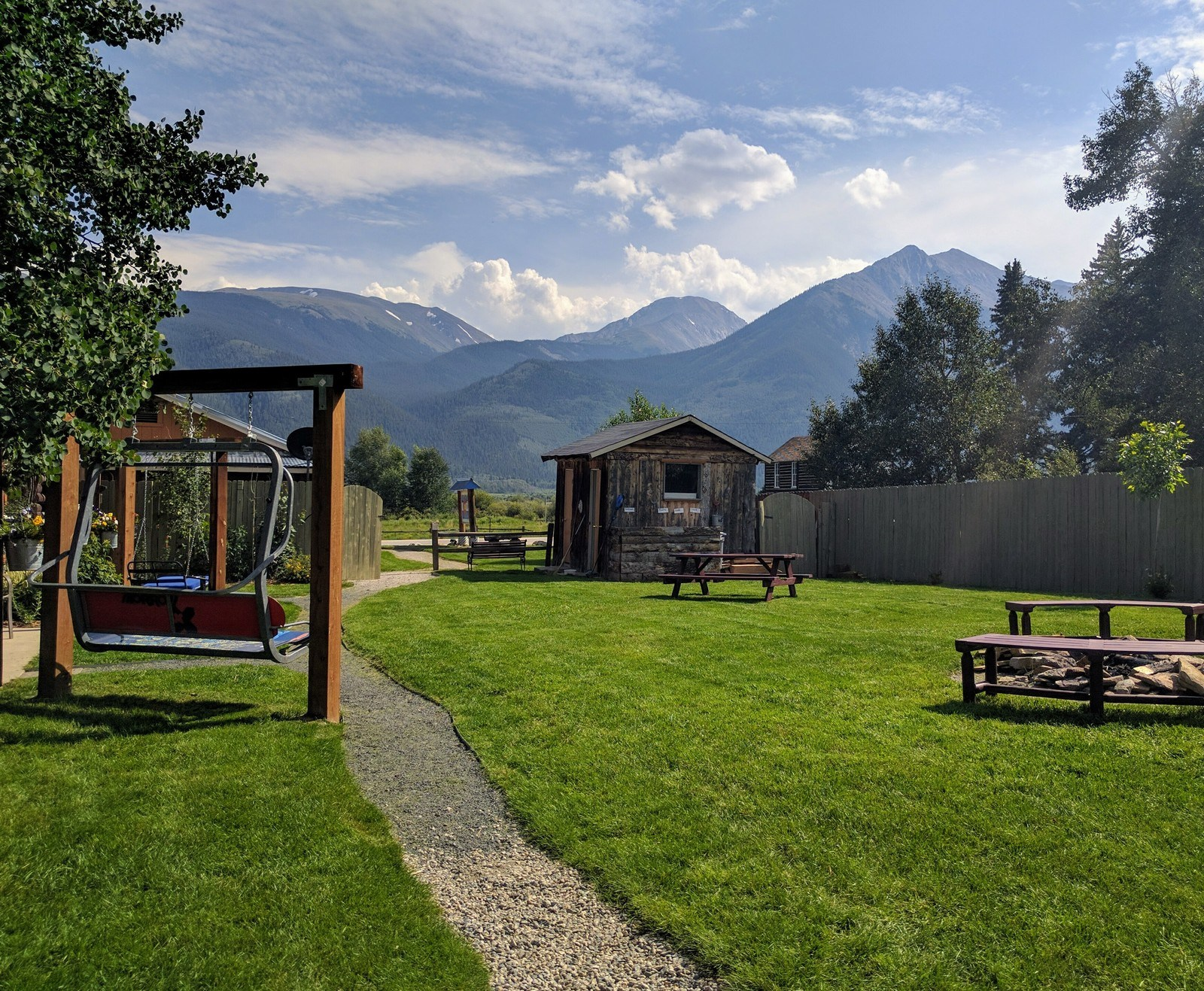 Cabin Colorado